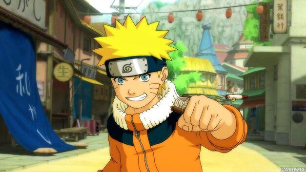 Naruto-Solo