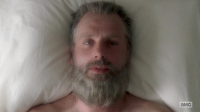 'The Walking Dead': Rick's Beard, Polaroid Camera Melt Twitter in S8 Premiere