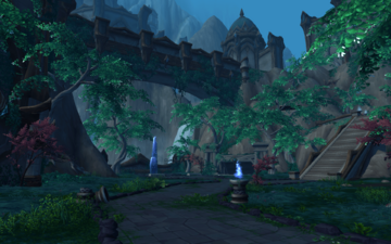 Touring the New 'World of Warcraft Legion' Zones