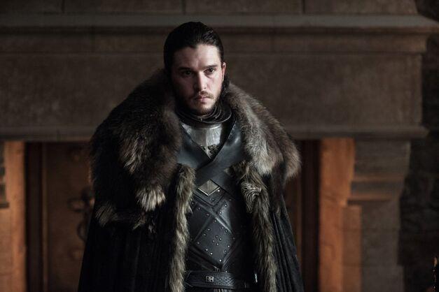 game-of-thrones-season-7-Jon Snow