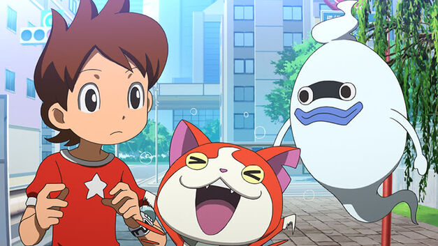 anime moments that were censored or banned Yo-kai Watch