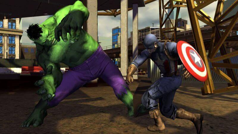 Cancelled Marvel Games