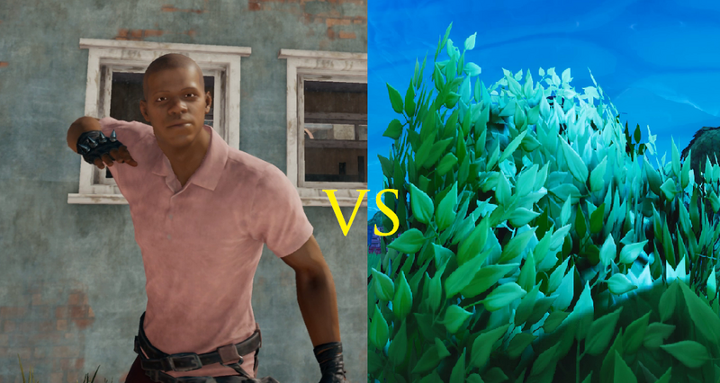 Pubg Vs Fortnite Which Battle Royale Is King