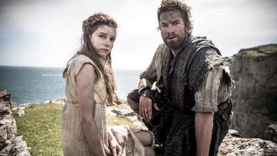 'Britannia': Why Cait and The Outcast are the New Arya and The Hound