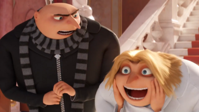 'Despicable Me 3' Trailer Shows Gru's Twin Brother
