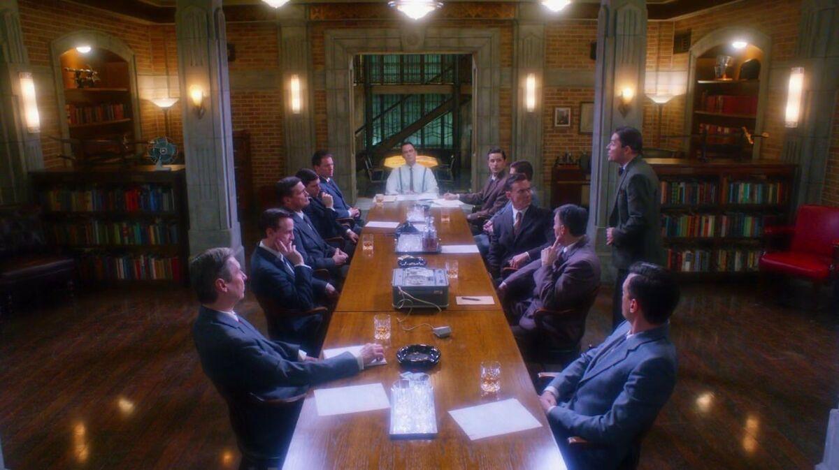 Men of Letters supernatural