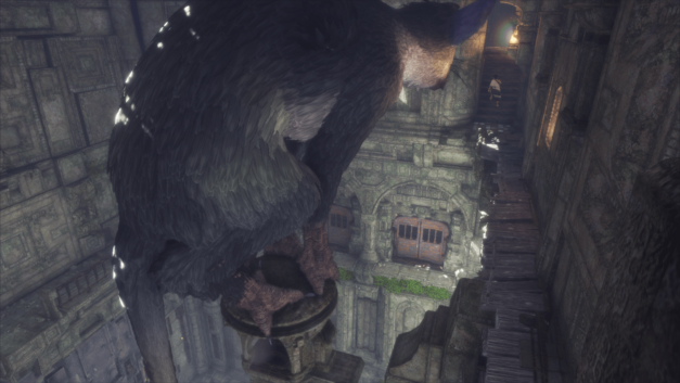 The Last Guardian hands-on