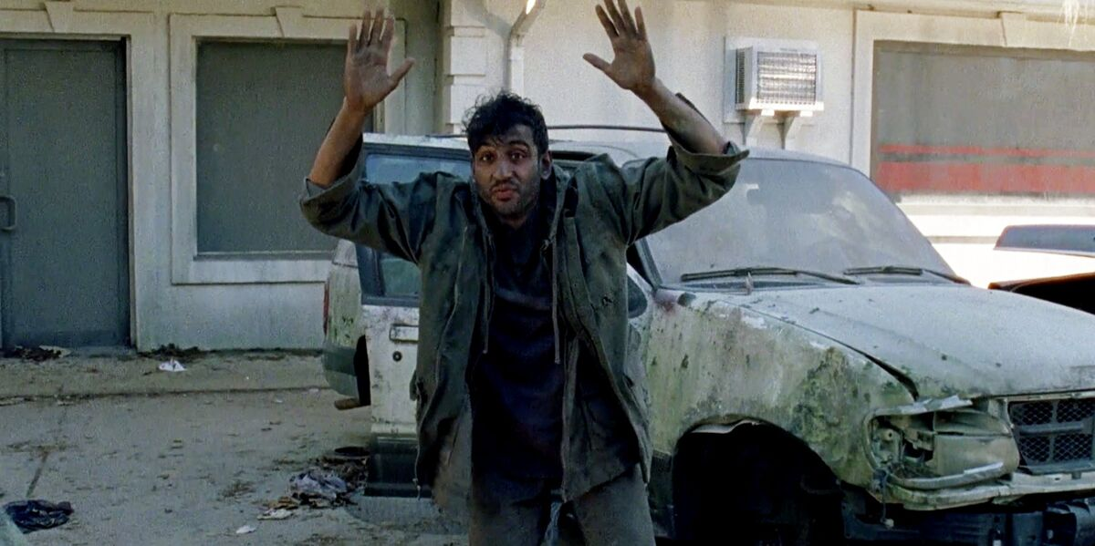 Siddiq-The Walking Dead
