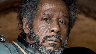 'Rogue One': Forest Whitaker is Saw Gerrera from 'The Clone Wars'