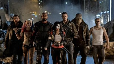 The Suicide Squad: A History