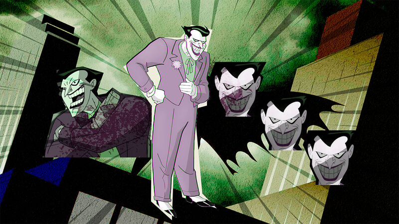 The Psychology Of The Joker From Batman The Animated
