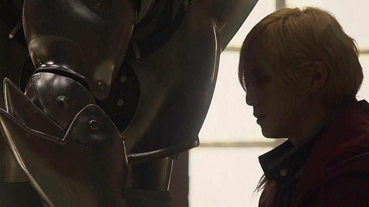 fullmetal alchemist 2003 anime full metal alchemist fandom live action fullmetal alchemist teaser trailer released