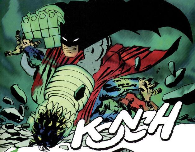 Batman Superman Dark Knight Strikes Again