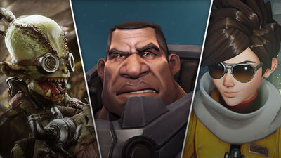 Hot Right Now: Hero-Shooters