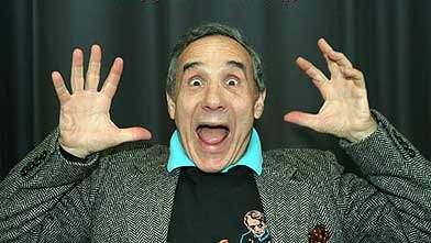 "Fun fact: If you image search ""Lloyd Kaufman"" on Google, 95% of images look like this."