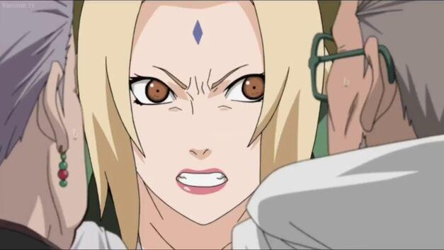 Tsunade Naruto