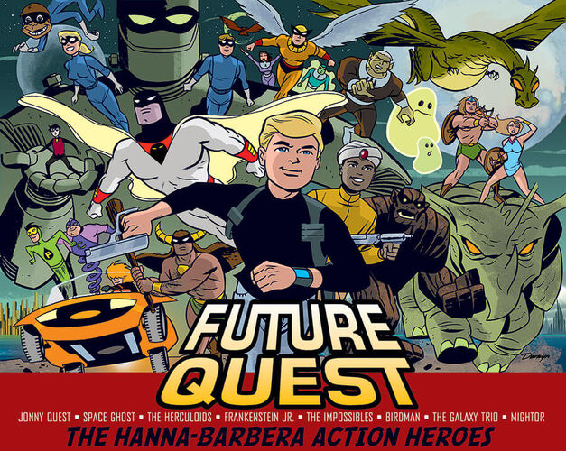 Future Quest - DC Comics