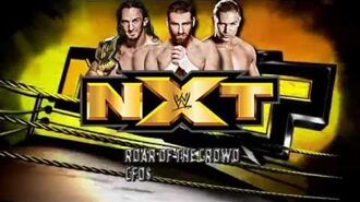 "WWE NXT ""Roar of the Crowd"" ► Official Theme Song-0"