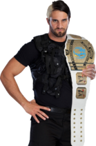 Seth rollins as ic champion png by undertaker02-d6yize9
