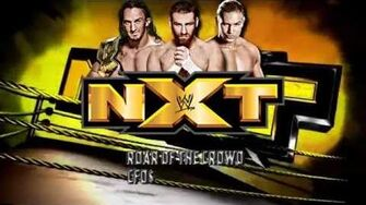 "WWE NXT ""Roar of the Crowd"" ► Official Theme Song"