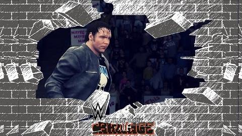 WWE Carnage (Pilot Episode) - Results (WWE2K16