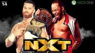 WWE NXT battles Ring of Honor at NXT Takeover Honor