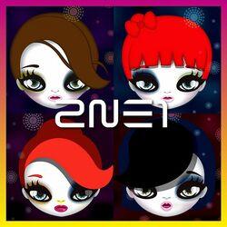 2NE1 Nolza JP Cover