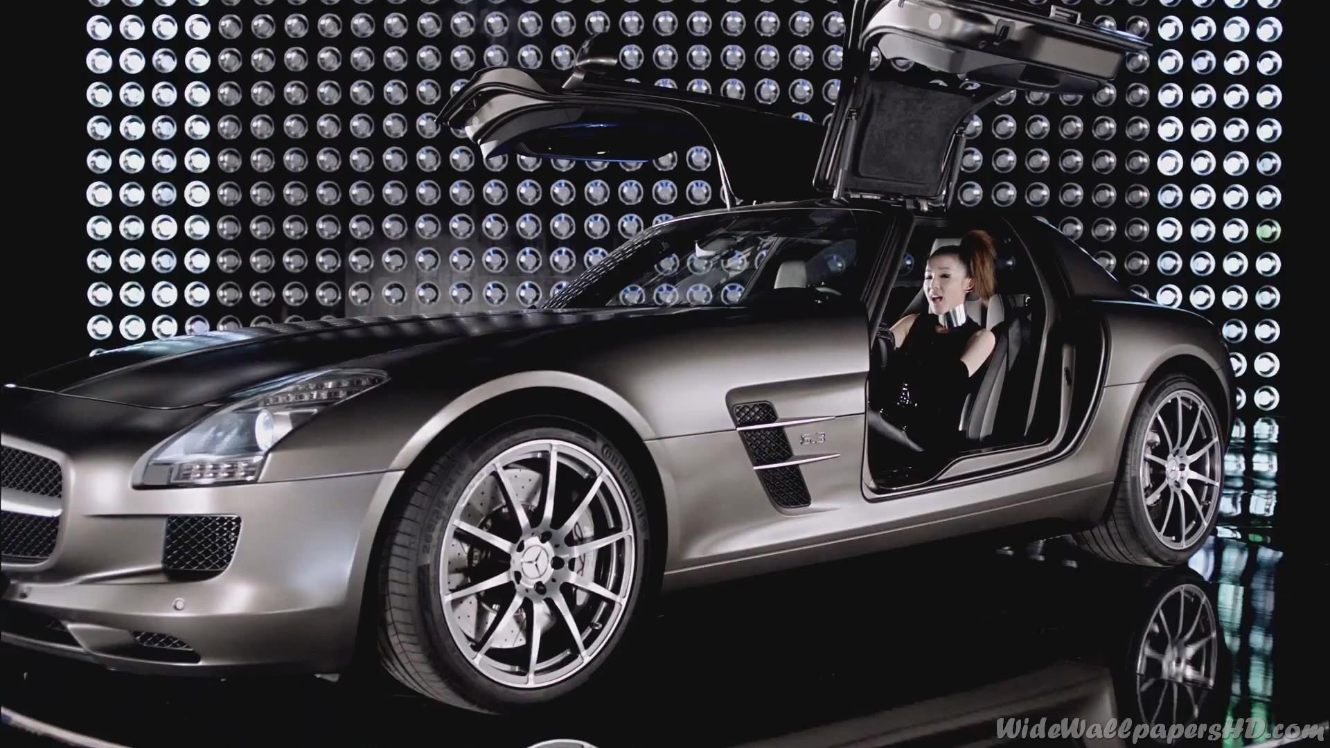 Sandara Park Mercedes Benz I Am The Best K Pop Ne Wallpapers Jpg