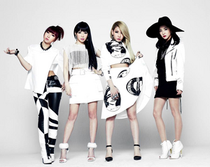 2NE1 Group Infobox