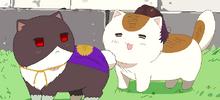 2p Japan Cat and 2p Italy Cat