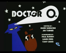 Doctor O. title card