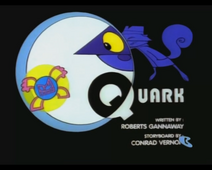 Quark title card