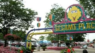Trip to Sesame Place