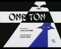 One Ton title card