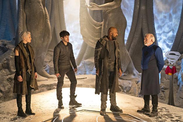 Krypton Season Finale