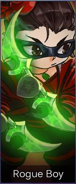 Cha050 Rogue Boy