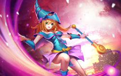 Black Magician Girl
