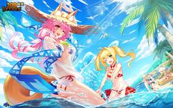 Beach Party Tamamo