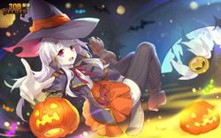Halloween Little Devil Illya