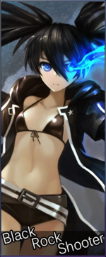 Cha069 Black Rock Shooter