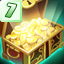 Level 7 Green Gem Chest
