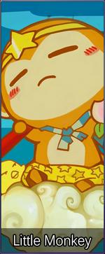 Cha005 Little Monkey
