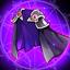 Item Black Magic Cloak