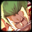 Icon Strong World Zoro