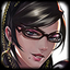 Icon Umbra Witch Bayonetta