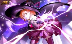 Halloween Witch Misaka