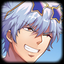 Icon Beach Party Gintoki
