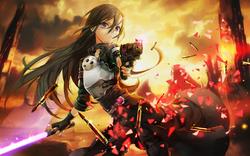 Gun Gale Online (GGO) Kiriko