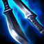 Item Bewitched Weapon Silver Blade