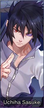 Cha044 Uchiha Sasuke